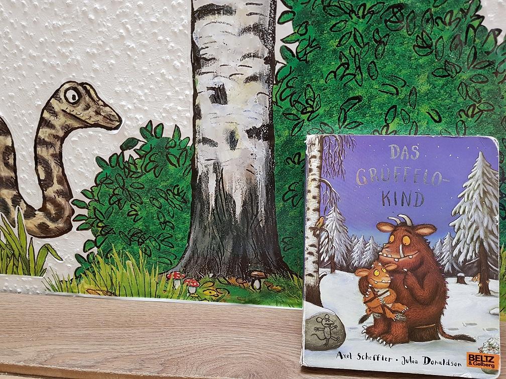 Das Grüffelo-Kind. Vorlesebuch für die dunkle Jahreszeit