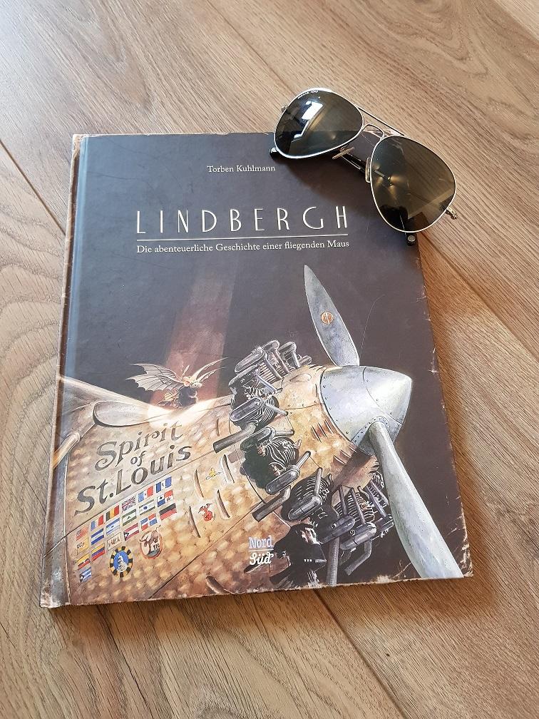 Eine Abenteuergeschichte für Jungen ab 4 Jahren. Lindbergh-Die abenteuerliche Geschichte einer fliegenden Maus