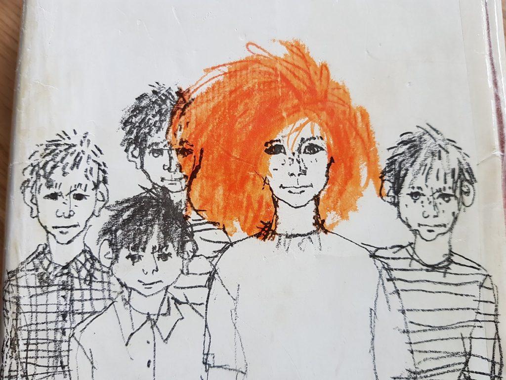 Die rote Zora und ihre Bande. Räubertöchter und Anführerinnen