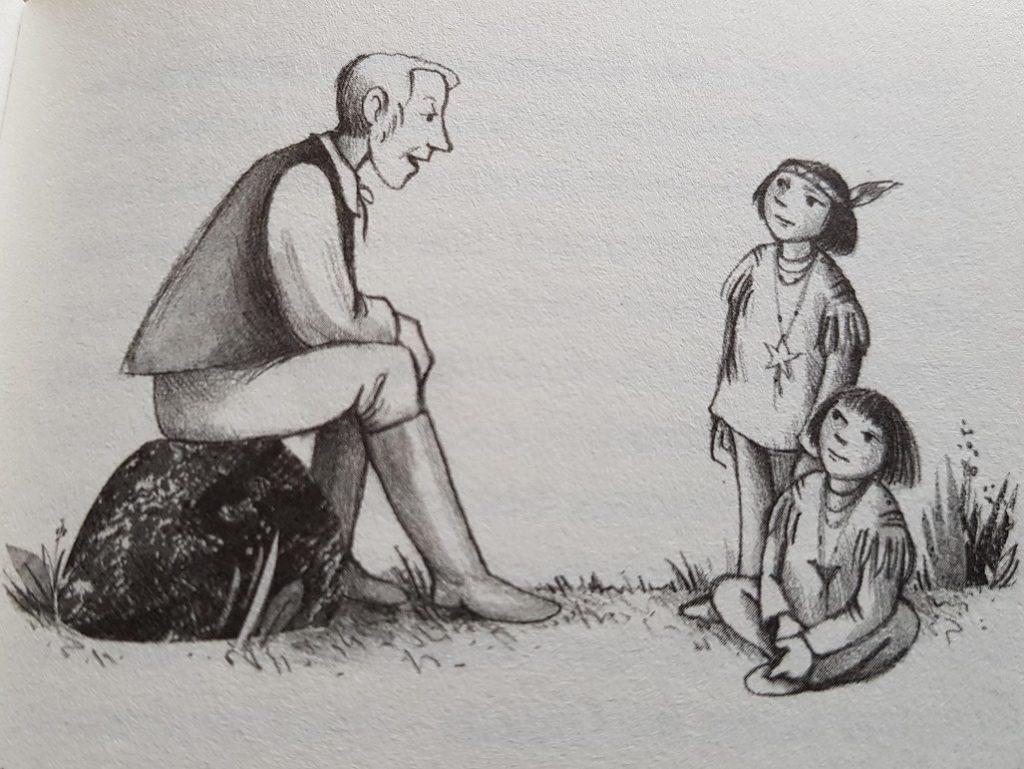 Die Indianerjungen bei Dr. Christoph