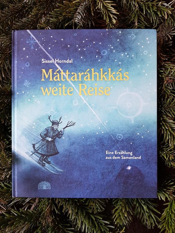 Cover Máttaráhkkás weite Reise
